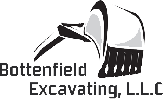 Logo Bottenfield Excavating, LLC